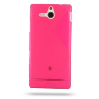 10% OFF + FREE SHIPPING, Buy Best PDair Quality Protective Sony Xperia U Soft Case (Pink S Shape pattern) online. You also can go to the customizer to create your own stylish leather case if looking for additional colors, patterns and types.