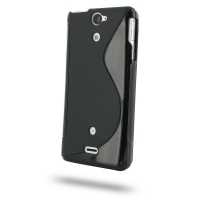 10% OFF + FREE SHIPPING, Buy Best PDair Quality Protective Sony Xperia V Soft Case (Black S Shape pattern) online. You also can go to the customizer to create your own stylish leather case if looking for additional colors, patterns and types.