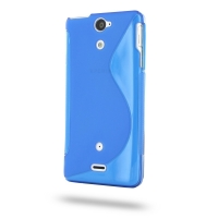 10% OFF + FREE SHIPPING, Buy Best PDair Quality Protective Sony Xperia V Soft Case (Blue S Shape pattern) online. You also can go to the customizer to create your own stylish leather case if looking for additional colors, patterns and types.