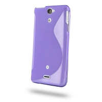 10% OFF + FREE SHIPPING, Buy Best PDair Quality Protective Sony Xperia V Soft Case (Purple S Shape pattern) online. You also can go to the customizer to create your own stylish leather case if looking for additional colors, patterns and types.