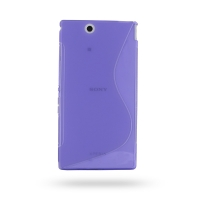 10% OFF + FREE SHIPPING, Buy Best PDair Top Quality Protective Sony Xperia Z Ultra Soft Case (Purple S Shape pattern) online. You also can go to the customizer to create your own stylish leather case if looking for additional colors, patterns and types.