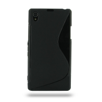 10% OFF + FREE SHIPPING, Buy Best PDair Quality Protective Sony Xperia Z1 Soft Case (Black S Shape pattern) online. You also can go to the customizer to create your own stylish leather case if looking for additional colors, patterns and types.