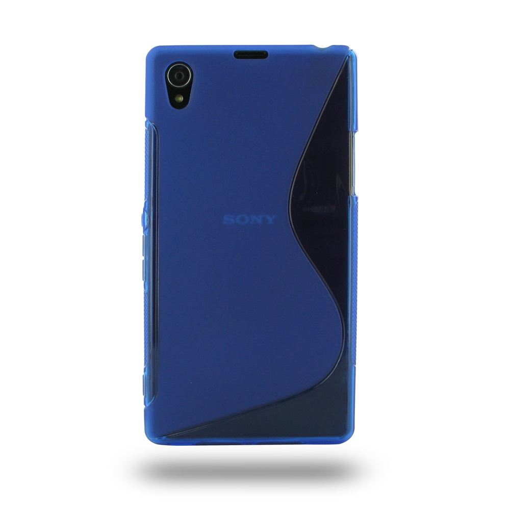 10% OFF + FREE SHIPPING, Buy Best PDair Quality Protective Sony Xperia Z1 Soft Case (Blue S Shape pattern) online. You also can go to the customizer to create your own stylish leather case if looking for additional colors, patterns and types.