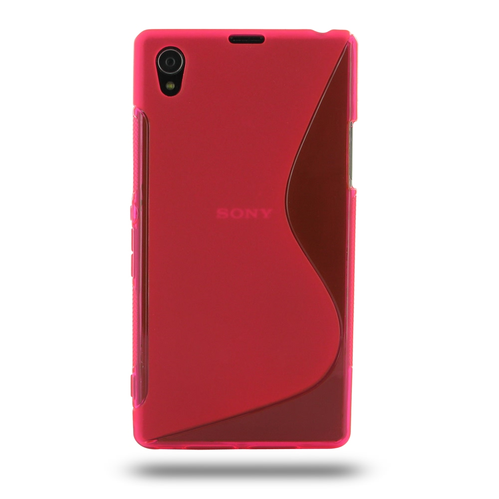 10% OFF + FREE SHIPPING, Buy Best PDair Quality Protective Sony Xperia Z1 Soft Case (Pink S Shape pattern) online. You also can go to the customizer to create your own stylish leather case if looking for additional colors, patterns and types.