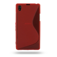 10% OFF + FREE SHIPPING, Buy Best PDair Quality Protective Sony Xperia Z1 Soft Case (Red S Shape pattern) online. You also can go to the customizer to create your own stylish leather case if looking for additional colors, patterns and types.