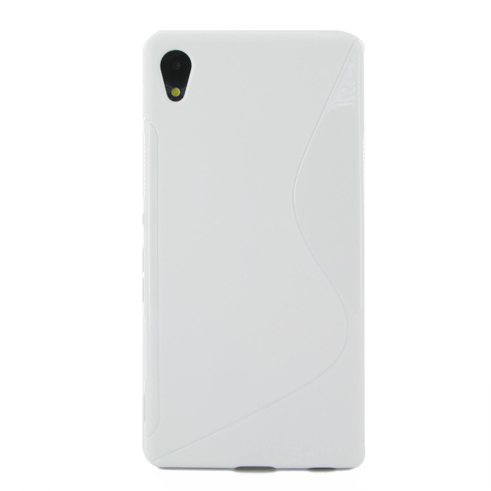 10% OFF + FREE SHIPPING, Buy Best PDair Top Quality Protective Sony Xperia Z3+ Plus / Xperia Z4 Soft Case (White S Shape pattern) online. You also can go to the customizer to create your own stylish leather case if looking for additional colors, patterns