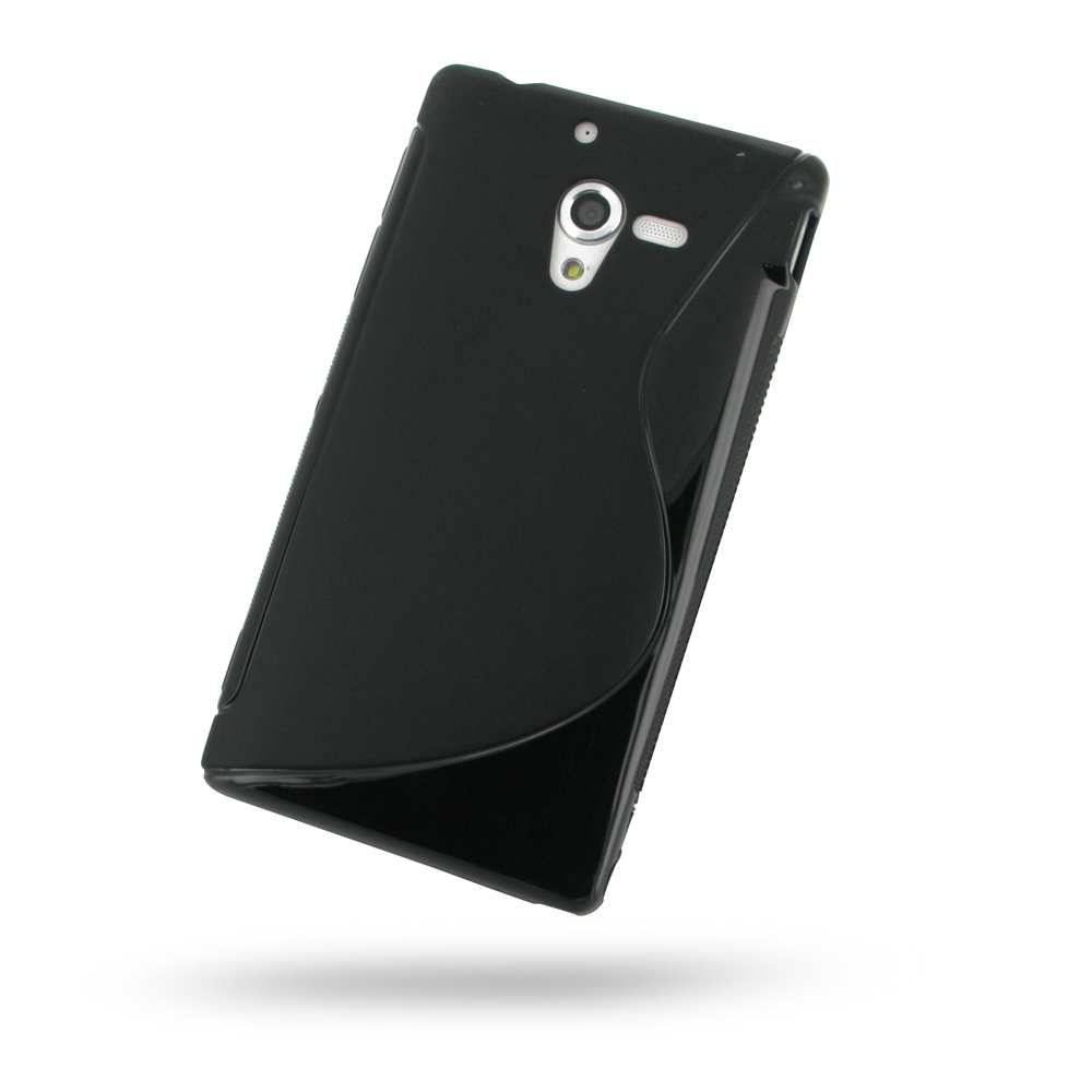 10% OFF + FREE SHIPPING, Buy Best PDair Quality Protective Sony Xperia ZL Soft Case (Black S Shape pattern) online. You also can go to the customizer to create your own stylish leather case if looking for additional colors, patterns and types.