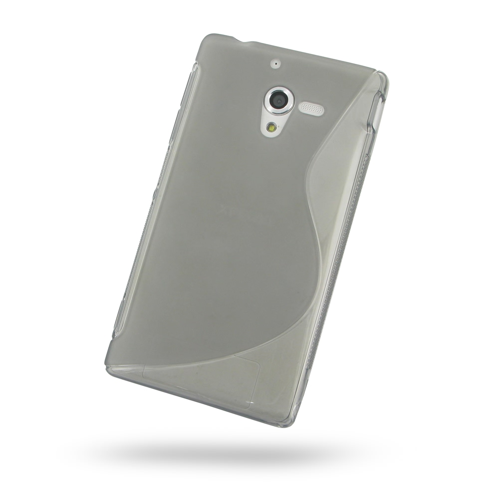 10% OFF + FREE SHIPPING, Buy Best PDair Quality Protective Sony Xperia ZL Soft Case (Grey S Shape pattern) online. You also can go to the customizer to create your own stylish leather case if looking for additional colors, patterns and types.
