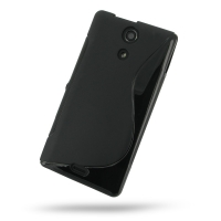 10% OFF + FREE SHIPPING, Buy Best PDair Quality Protective Sony Xperia ZR Soft Case (Black S Shape pattern) online. You also can go to the customizer to create your own stylish leather case if looking for additional colors, patterns and types.