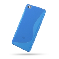 10% OFF + FREE SHIPPING, Buy Best PDair Quality Protective Xiaomi Mi Note Soft Case (Blue S Shape pattern) online. You also can go to the customizer to create your own stylish leather case if looking for additional colors, patterns and types.