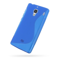 10% OFF + FREE SHIPPING, Buy Best PDair Quality Protective XiaoMi RedMi Soft Case (Blue S Shape pattern) online. You also can go to the customizer to create your own stylish leather case if looking for additional colors, patterns and types.