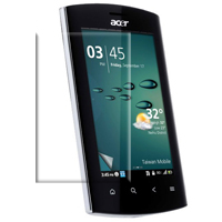 Ultra Clear Screen Protector for Acer Liquid Metal S120