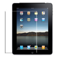 Ultra Clear Screen Protector for Apple iPad