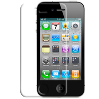 Ultra Clear Screen Protector for Apple iPhone 4 | iPhone 4s
