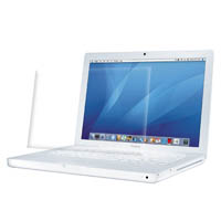 MacBook 2008 13 Ultra Clear Screen Protector :: PDair