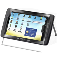Ultra Clear Screen Protector for Archos 70 Internet Tablet (8GB)