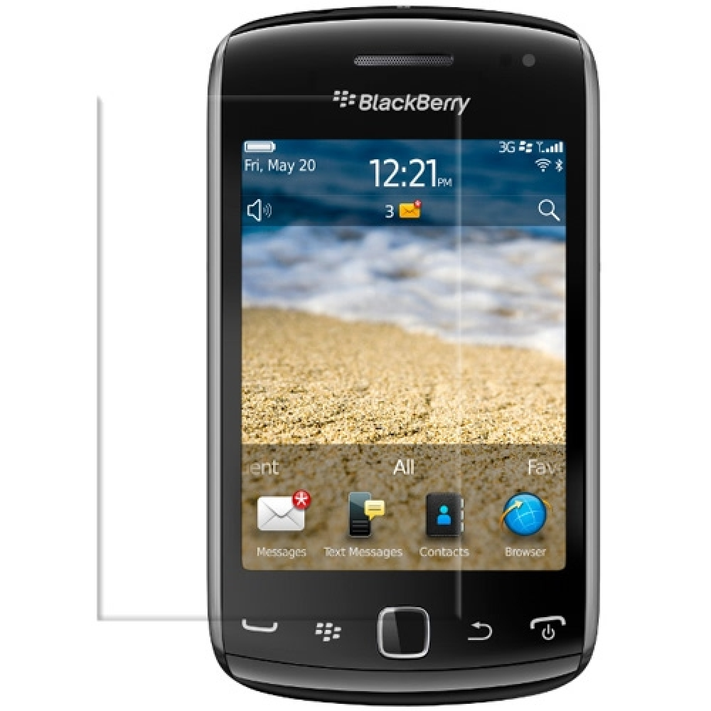 Blackberry Curve 9380 Ultra Clear Screen Protector :: Pdair