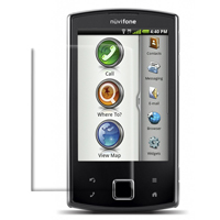 Ultra Clear Screen Protector for Garmin-Asus nuvifone A50/T-Mobile Garminfone A50