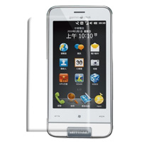 Ultra Clear Screen Protector for Garmin-Asus nuvifone M10