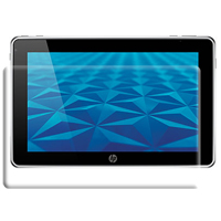 HP Slate 500 Tablet PC Ultra Clear Screen Protector :: PDair