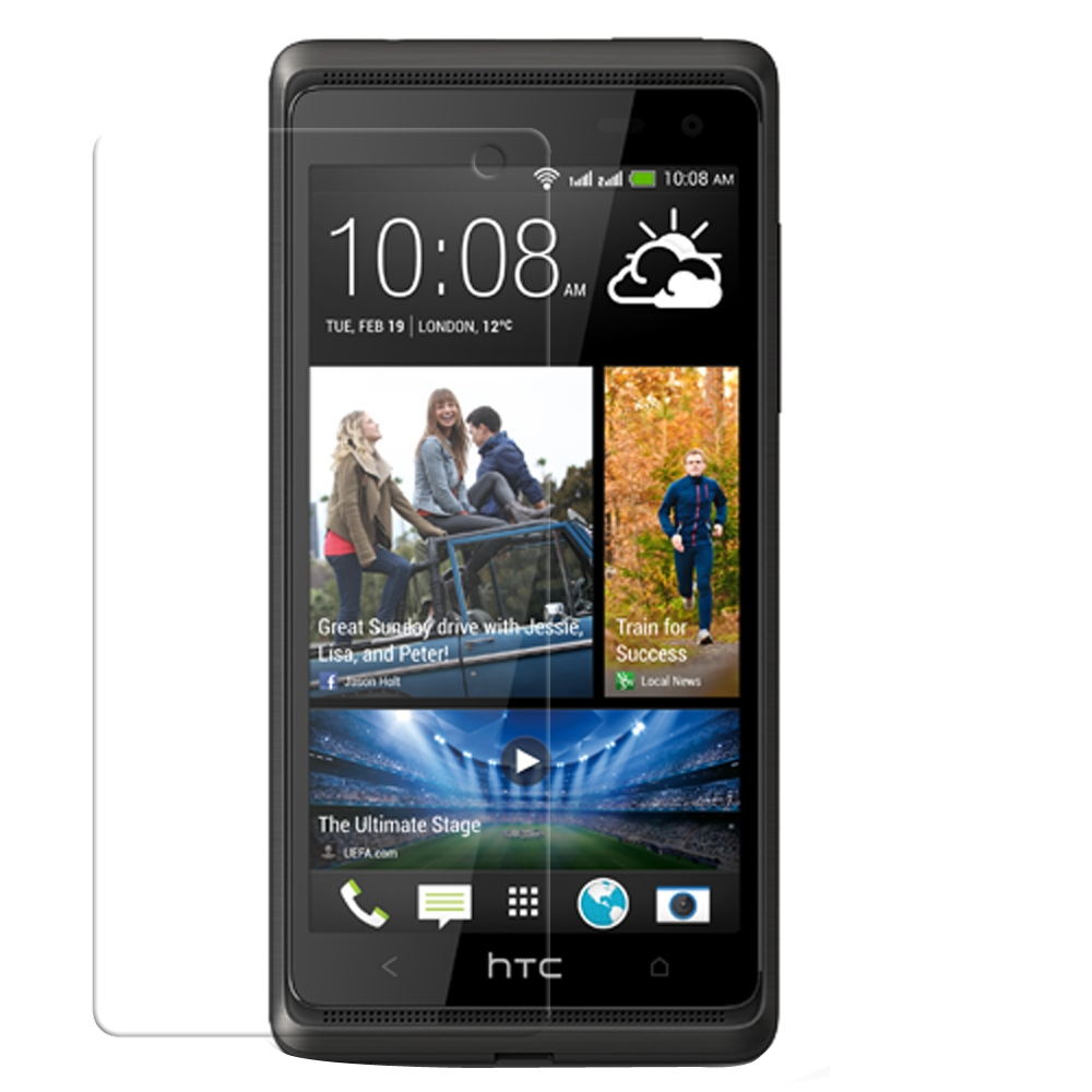 HTC Desire 600 Dual Ultra Clear Screen Protector :: PDair
