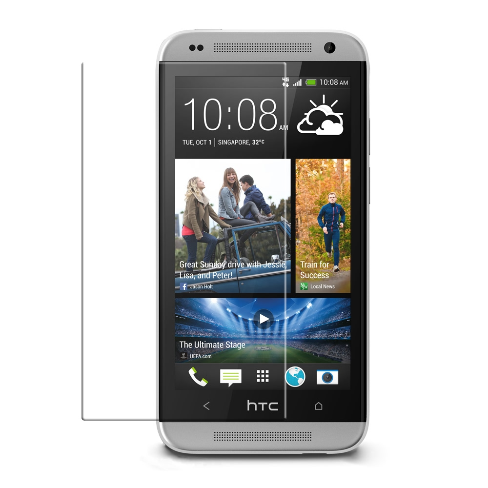 HTC Desire 601 Ultra Clear Screen Protector :: PDair