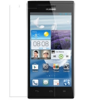 Huawei Ascend P2 Ultra Clear Screen Protector :: PDair