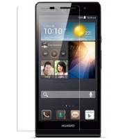 Huawei Ascend P6 Ultra Clear Screen Protector :: PDair