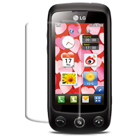 LG Cookie Plus Ultra Clear Screen Protector :: PDair