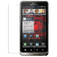 Motorola Droid Bionic Ultra Clear Screen Protector :: PDair