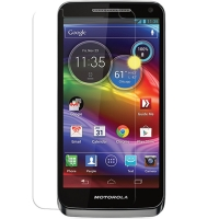 Motorola Electrify M Ultra Clear Screen Protector :: PDair