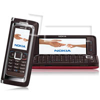 Nokia E90 Communicator Ultra Clear Screen Protector :: PDair