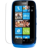Nokia Lumia 610 Ultra Clear Screen Protector :: PDair