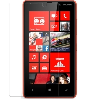 Nokia Lumia 820 Ultra Clear Screen Protector :: PDair