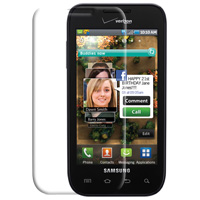 Samsung Fascinate Galaxy S Ultra Clear Screen Protector :: PDair