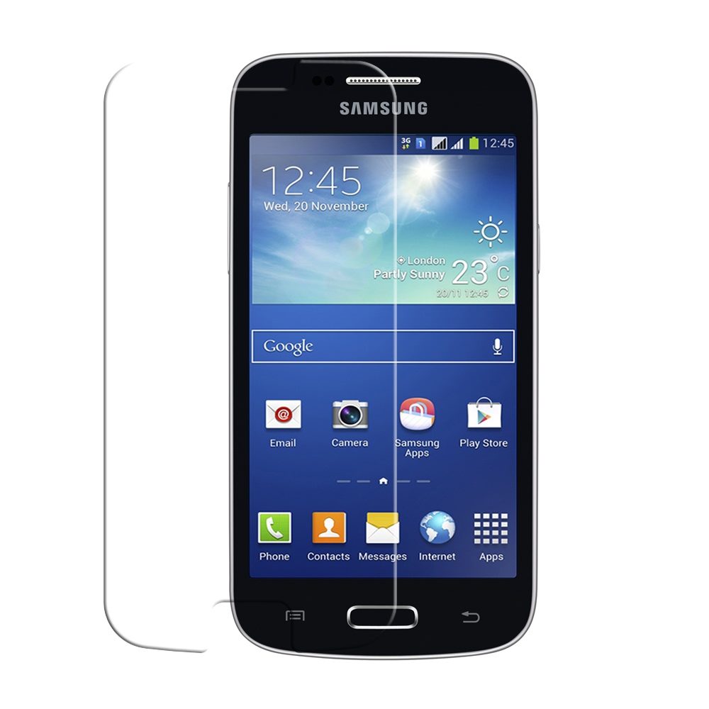 samsung galaxy core plus ultra clear screen protector pdair 10 off. Black Bedroom Furniture Sets. Home Design Ideas
