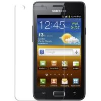 Samsung Galaxy R Ultra Clear Screen Protector :: PDair