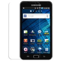 Samsung Galaxy S WiFi 5.0 Ultra Clear Screen Protector :: PDair