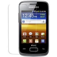 Ultra Clear Screen Protector for Samsung Galaxy Y Duos GT-S6102