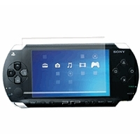 Sony PSP Ultra Clear Screen Protector :: PDair