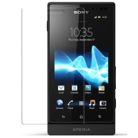 Ultra Clear Screen Protector for Sony Xperia Sola MT27i