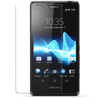 Sony Xperia TX Ultra Clear Screen Protector :: PDair
