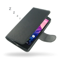 Ultra Thin Leather Book Case for LG Google Nexus 5 D820 D821