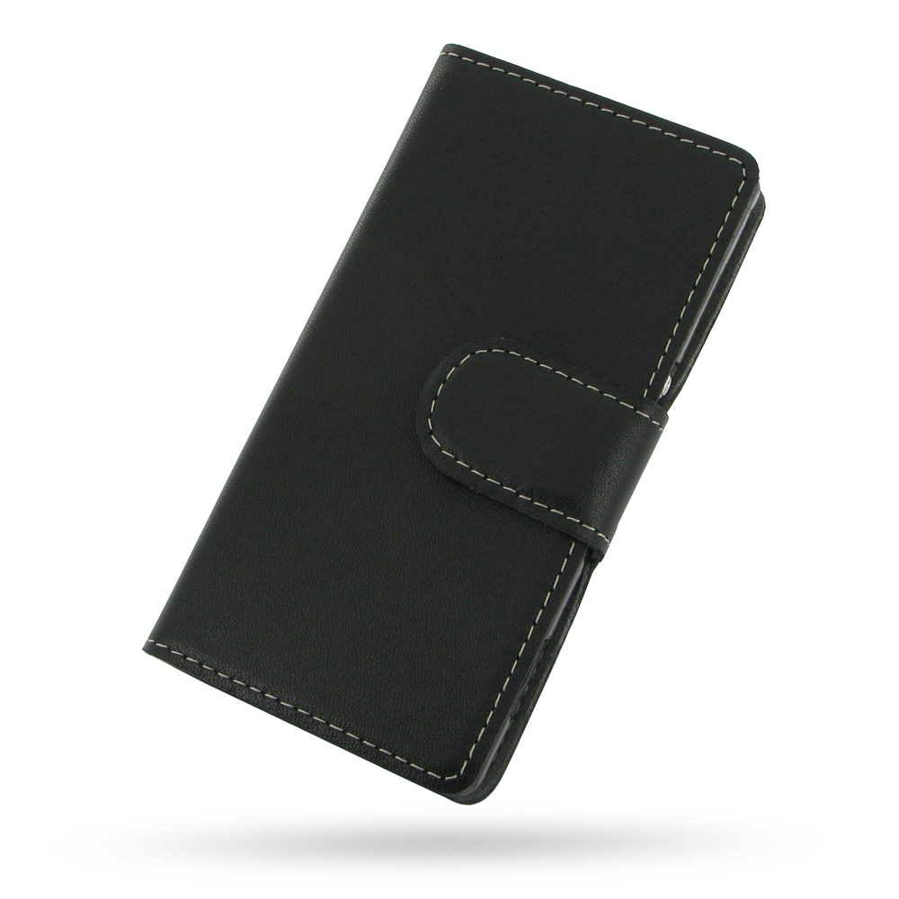 huge discount d2b08 5f5cc Ultra Thin Leather Book Case for Sony Xperia M C1904 C1905