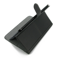 Ultra Thin Leather Book Stand Case for Apple iPad Mini