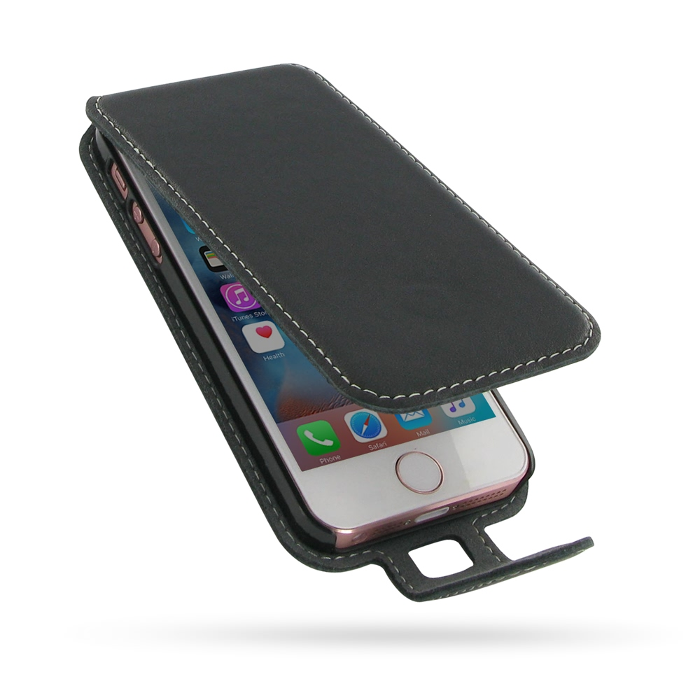 Iphone 5 5s Flip Cover Pdair Sleeve Pouch Holster Flip