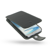 Ultra Thin Leather Flip Case for Samsung Galaxy Note 2 | Samsung Galaxy Note2 | GT-N7100