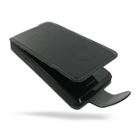 Sony Xperia T Flip Cover PDair Premium Hadmade Genuine Leather Protective Case Sleeve Wallet