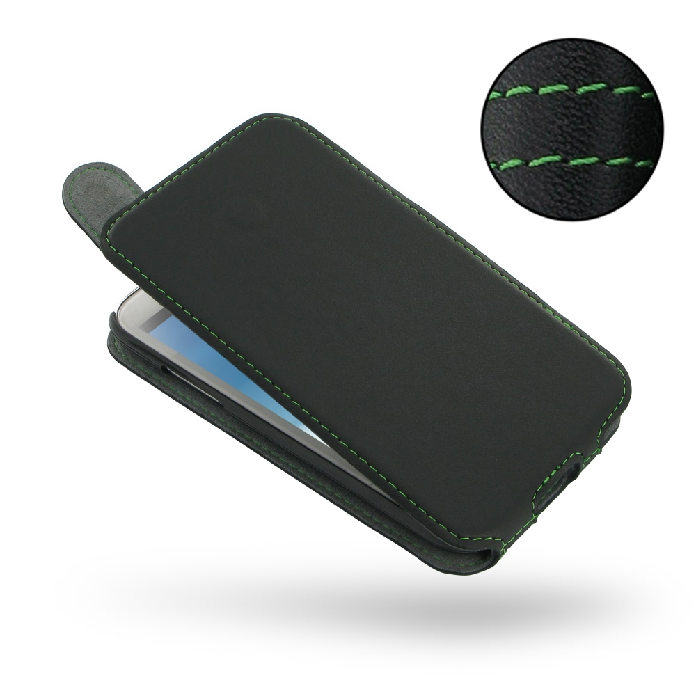 10% OFF + FREE SHIPPING, Buy Best PDair Quality Handmade Protective Samsung Galaxy Note 2 Leather Flip Top Cover (Green Stitch) online. You also can go to the customizer to create your own stylish leather case if looking for additional colors, patterns an