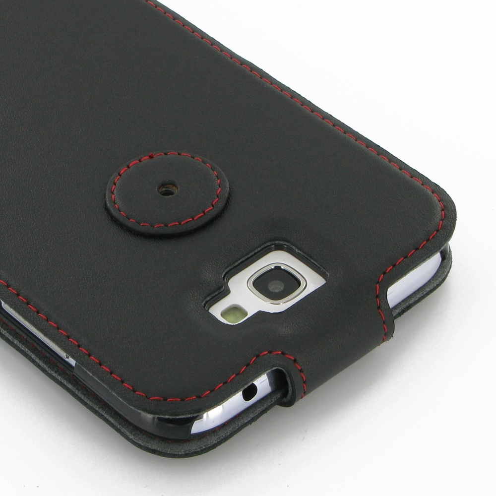 10% OFF + FREE SHIPPING, Buy Best PDair Quality Handmade Protective Samsung Galaxy Note 2 Leather Flip Top Cover (Red Stitch) online. You also can go to the customizer to create your own stylish leather case if looking for additional colors, patterns and